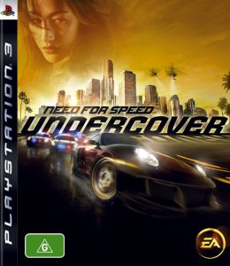 Need For Speed Undercover (2008) [RUSSOUND] PS3