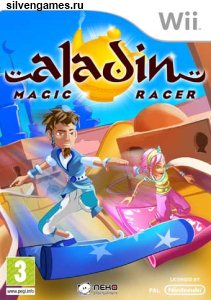 Aladdin Magic Racer (2011) [ENG][NTSC] WII