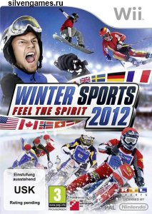 Winter Sports 2012 Feel The Spirit (2011) [ENG][PAL] WII