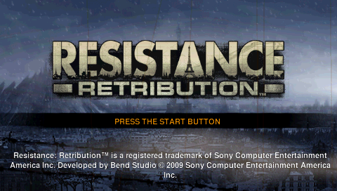 Resistance: Retribution /RUS,ENG/ [CSO]