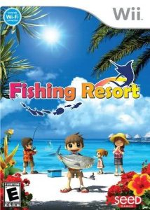 Fishing Resort (2011) [ENG][NTSC] WII