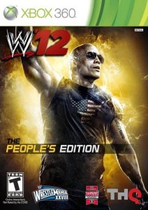 WWE 12 People's Edition (2011) [PAL][RUS] XBOX360