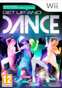 Get Up And Dance (2011) [ENG][NTSC] WII