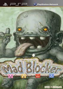 Mad Blocker Alpha: Revenge of The Fluzzles [ENG](2011) [MINIS] PSP