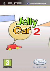 JellyCar 2 (Patched)[ENG](2011) [MINIS] PSP
