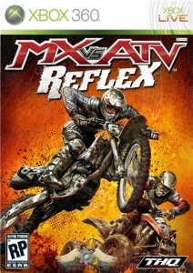 MX vs ATV: Reflex (2009) [RUS] XBOX360