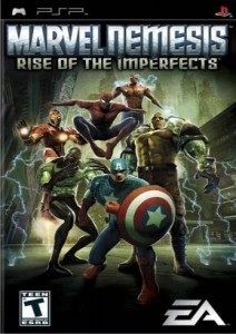 Marvel Nemesis: Rise of the Imperfects /ENG/ [ISO]