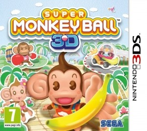 Super Monkey Ball 3D (ENG/MULTI4)[EUR] [3DS]