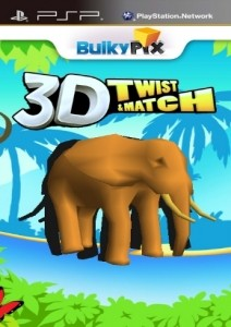 3D Twist and Match [ENG](2011) [MINIS] PSP