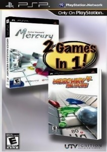 Mercury 2-For-1 Fun Pack [ENG](2010) [MINIS] PSP