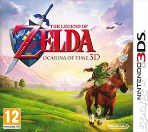 The Legend of Zelda: Ocarina of Time 3D (ENG/MULTI5)[2011] 3DS