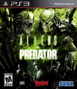 Aliens vs. Predator [RUS](2010) PS3