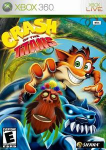 Crash of The Titans (2008) [RUS] XBOX360