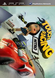 Touch Racing Nitro [ENG](2011) [MINIS] PSP