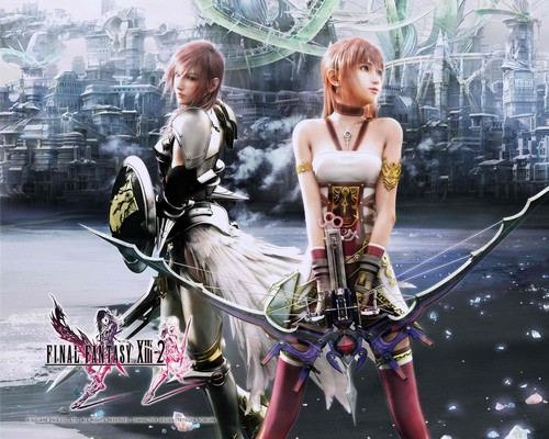 Final Fantasy XIII-2-Xbox360,PS3