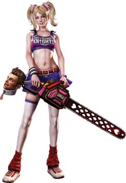 Lollipop Chainsaw-Ps3, Xbox360