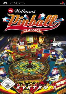 Williams Pinball Classics [ENG](2009) [MINIS] PSP