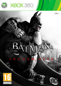 Batman: Arkham City [RUS/Region Free](LT+3.0) XBOX360