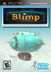 Blimp: The Flying Adventures [ENG](2010) [MINIS] PSP