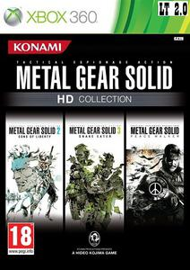 Metal Gear Solid HD Collection (2012) [ENG](LT+2.0) XBOX360