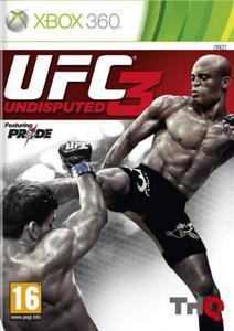 UFC Undisputed 3 (2012) [ENG/Region Free/FULL] XBOX360