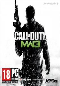 Call of Duty: Modern Warfare 3 [MultiPlayer Only] [RUS](2011) PC