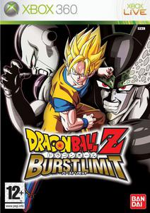 Dragon Ball Z: Burst Limit  (2008) [ENG] XBOX360