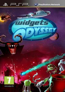 Widgets Odyssey [ENG](2010) [MINIS] PSP