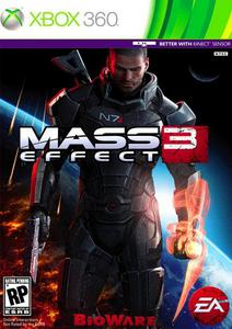 Mass Effect 3 (2012) [RUS/DEMO] XBOX360