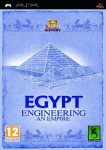 History Egypt: Engineering an Empire [ENG](2010) [MINIS] PSP