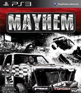 Mayhem 3D (2011) [ENG] PS3
