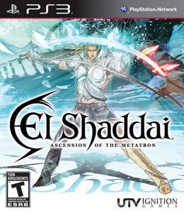 El Shaddai Ascension of The Metatron (2011) [ENG] PS3