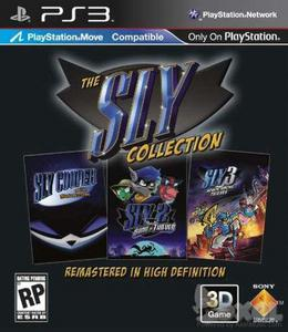 The Sly Collection (2010) [ENG] PS3