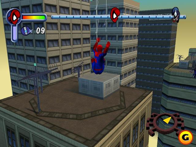 обзор игры spider man the amazing