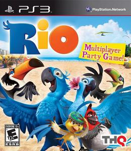 Rio : The Video Game (2011) [ENG] PS3