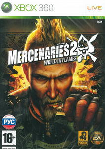 Mercenaries 2: World In Flames (2008) [RUS] XBOX360