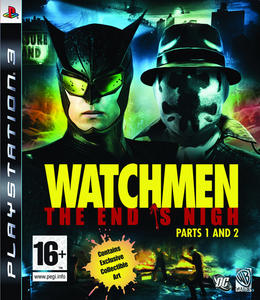 Watchmen: The End is Nigh Parts 1 and 2 (2009) [ENG] PS3