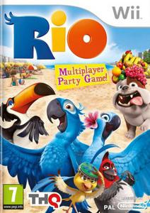 Rio (2011) [ENG] [PAL] WII
