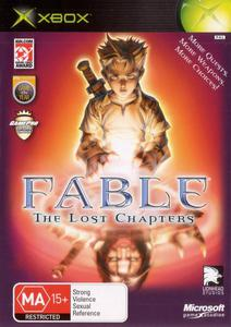 Fable: The Lost Chapters (2006) [RUS] XBOX360