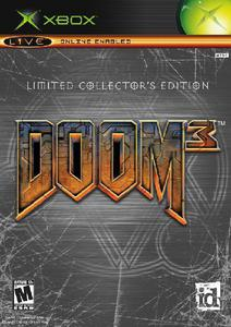 Ultimate Doom, Doom 2, Doom 3 - Limited Collector's Edition (2005) [ENG] XBOX360