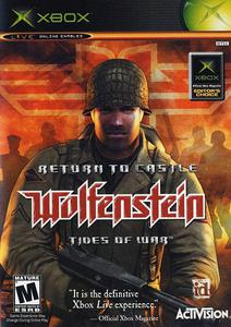 Return to Castle Wolfenstein Tides of War (2003) [ENG] XBOX360