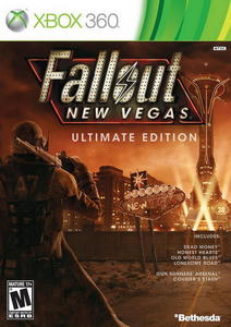 Fallout : New Vegas. Ultimate Edition (2012) [ENG] XBOX360