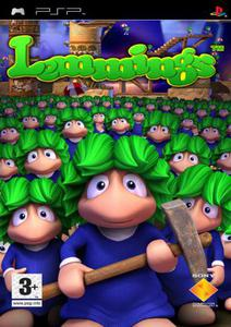 Lemmings [ENG] (2012) PSP