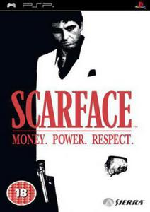 Scarface: Money. Power. Respect. /ENG/ [ISO] PSP