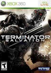 Terminator Salvation (2009) [RUS] XBOX360