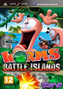 Worms: Battle Islands (Patched) [FULL][ISO][ENG]
