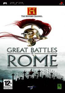 The History Channel: Great Battles of Rome /ENG/ [ISO] PSP