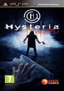 Hysteria Project [2010][FullRIP] [MINIS] PSP