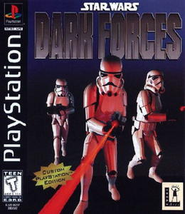 Star Wars: Dark Forces [RUS](1996) PSX-PSP