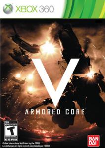 Armored Core V (2012) [ENG/FULL/NTSC-U](LT+ 1.9) XBOX360